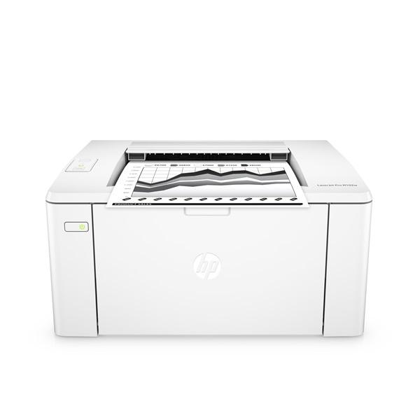 HP LaserJet Pro M102w mono lézer nyomtató - 1