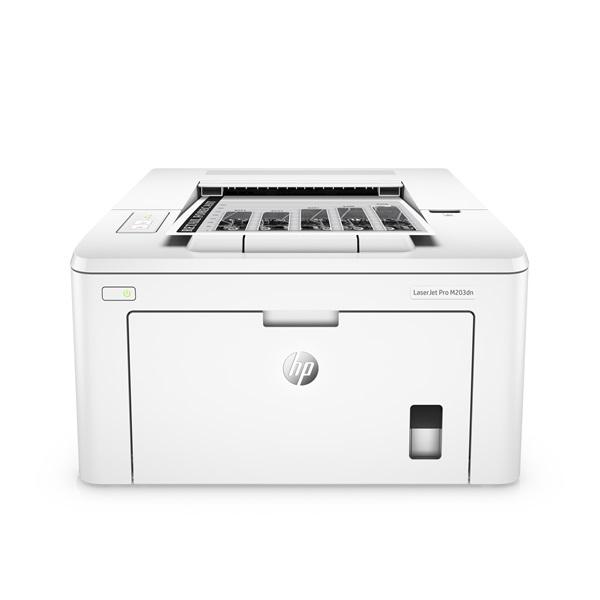 HP LaserJet Pro M203dn mono lézer nyomtató - 1