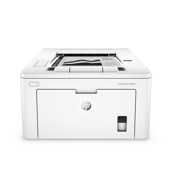 HP LaserJet Pro M203dw mono lézer nyomtató - 1