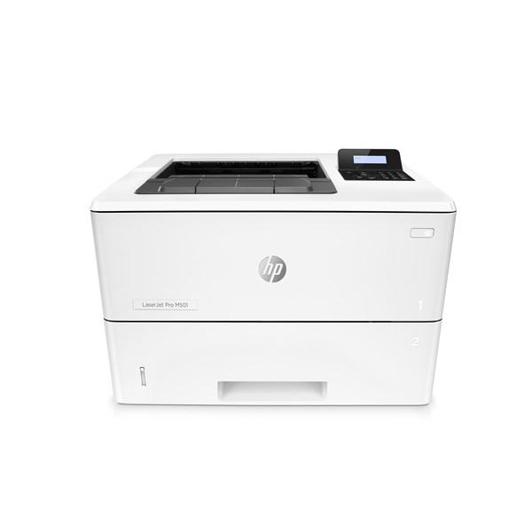 HP LaserJet Pro M501dn mono lézer nyomtató - 1