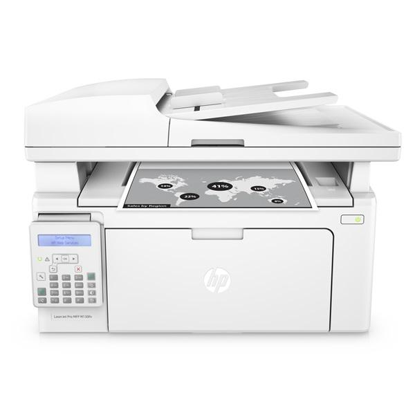 HP LaserJet Pro MFP M130fn multifunkciós lézer nyomtató - 1