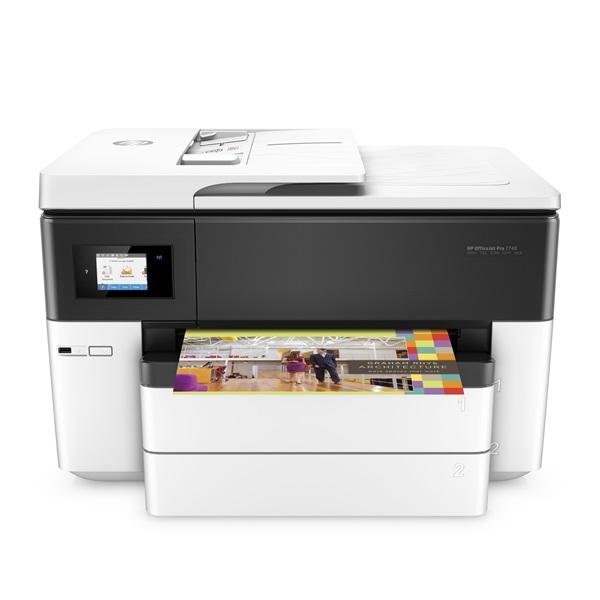 HP OfficeJet Pro 7740 WF e-AiO multifunkciós nyomtató - 1
