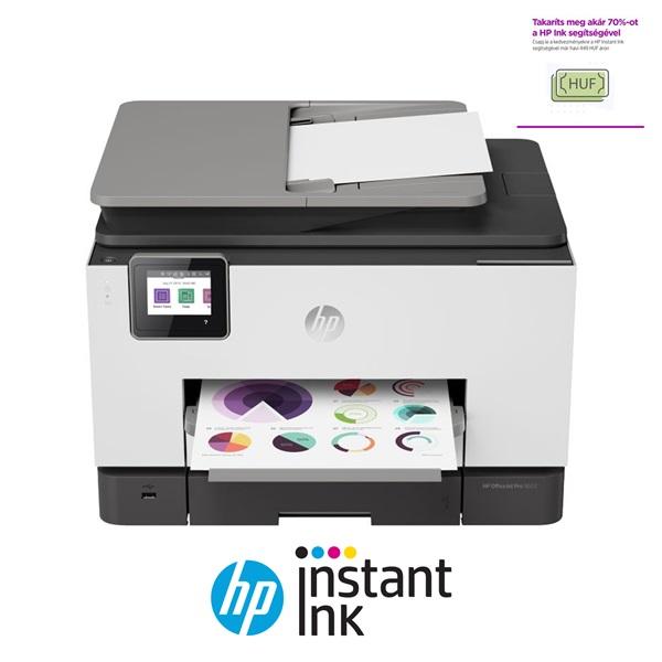 HP OfficeJet Pro 9022E All-in-One multifunkciós tintasugaras nyomtató - 1