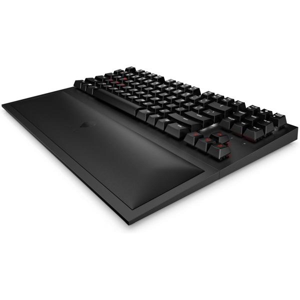HP Omen Spacer vezeték nélküli fekete billentyűzet - 2