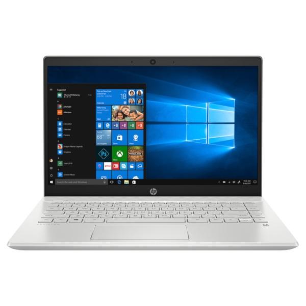 HP Pavilion 14-ce3013nh ezüst laptop - 1