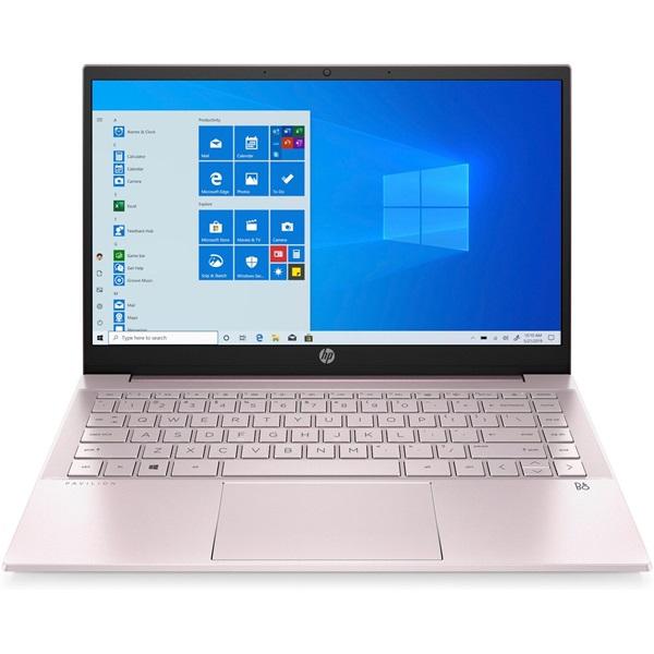 HP Pavilion 14-dv0001nh 14 pink laptop - 1