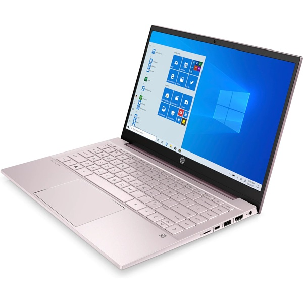 HP Pavilion 14-dv0001nh 14 pink laptop - 2