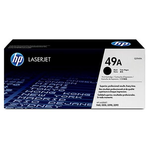 HP Q5949A (49A) fekete toner - 2