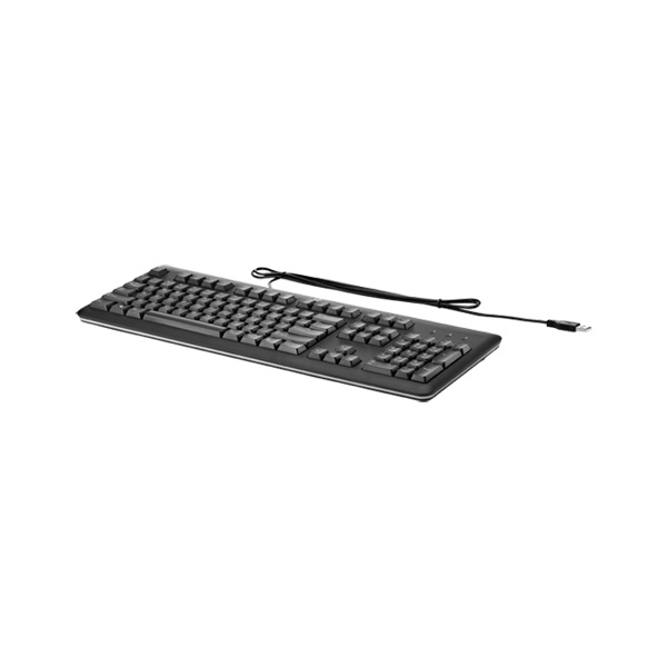 HP QY776AA HUN USB fekete billentyűzet - 1