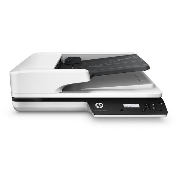 HP ScanJet Pro 3500 fw1 síkágyas szkenner - 1