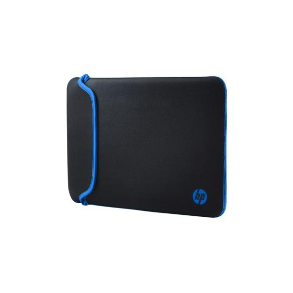 HP Sleeve 14 fekete-kék notebook tok - 1
