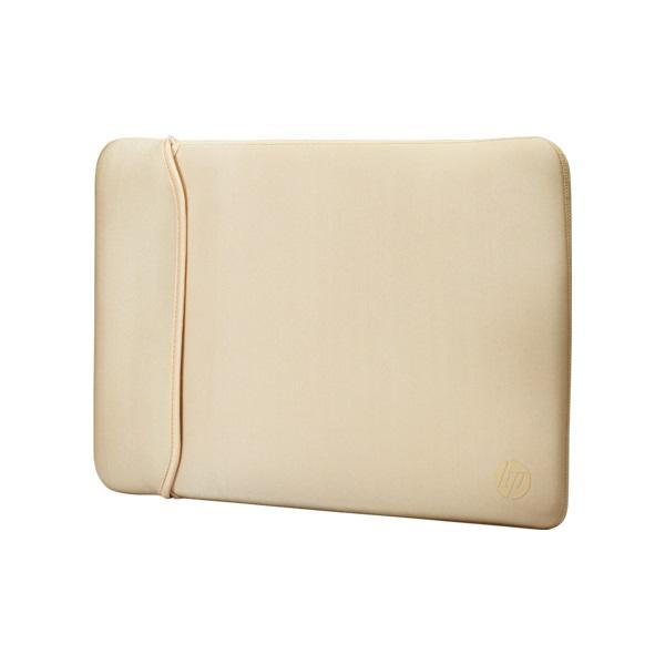 HP Sleeve 14 kifordítható fekete-arany notebook tok - 1