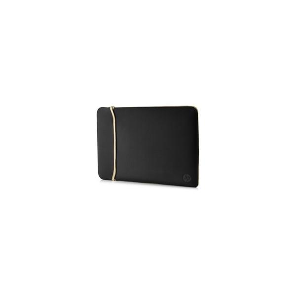 HP Sleeve 14 kifordítható fekete-arany notebook tok - 2