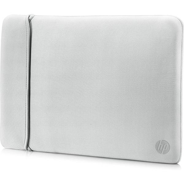 HP Sleeve 15,6 kifordítható fekete-ezüst notebook tok - 1