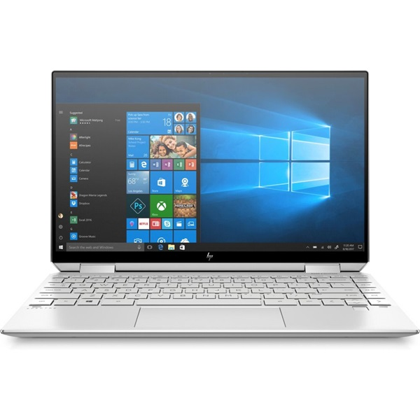 HP Spectre x360 13-aw2002nh 13,3 ezüst laptop - 1