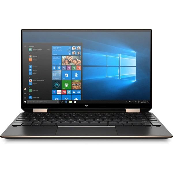 HP Spectre x360 13-aw2010nh laptop (13,3FHD Intel Core i5-1135G7/Int. VGA/8GB RAM/512GB/Win10) - fekete - 1