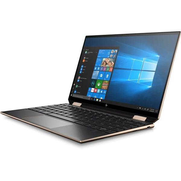 HP Spectre x360 13-aw2010nh laptop (13,3FHD Intel Core i5-1135G7/Int. VGA/8GB RAM/512GB/Win10) - fekete - 2