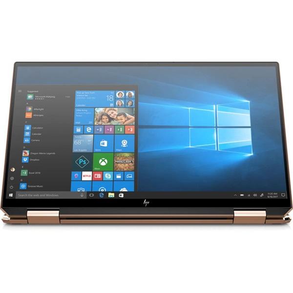 HP Spectre x360 13-aw2010nh laptop (13,3FHD Intel Core i5-1135G7/Int. VGA/8GB RAM/512GB/Win10) - fekete - 4
