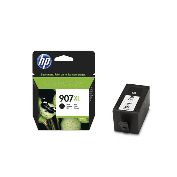 HP T6M19AE (907XL) fekete nagykapacítású tintapatron - 1