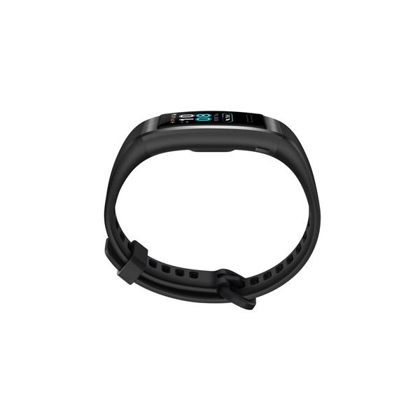 Huawei Band 3 Pro GPS-es fekete aktivitásmérő okosóra - 5