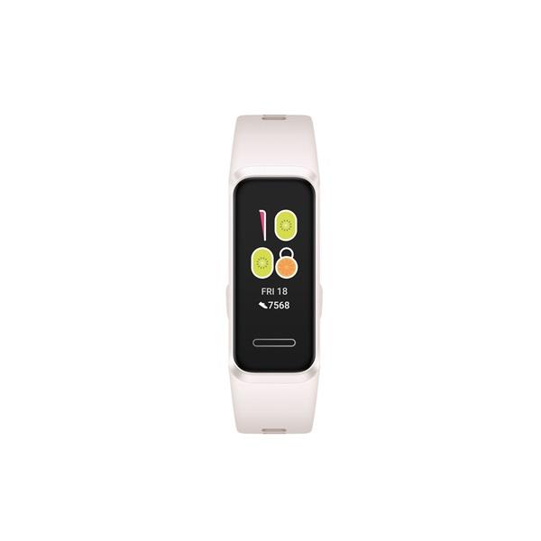 Huawei Band 4 rózsaszín aktivitásmérő karpánt - 1