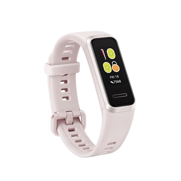 Huawei Band 4 rózsaszín aktivitásmérő karpánt - 3