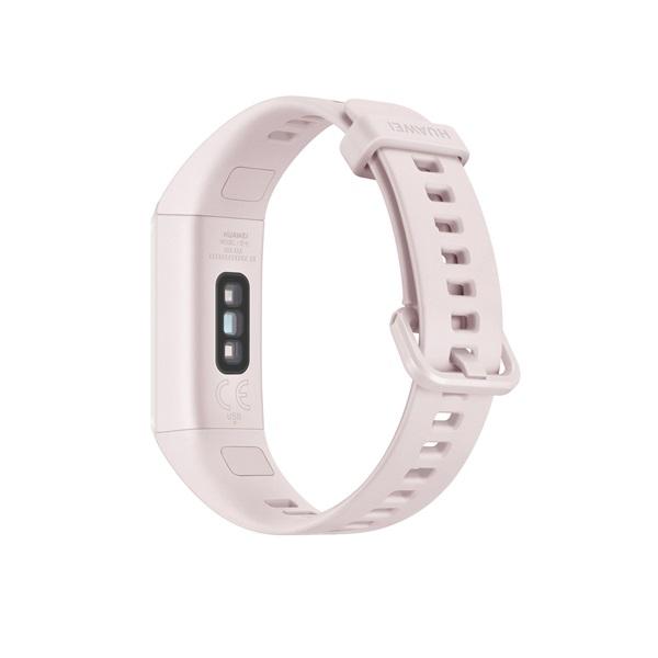 Huawei Band 4 rózsaszín aktivitásmérő karpánt - 4