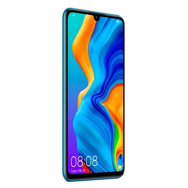 Huawei P30 Lite 6,15 LTE 128GB Dual SIM pávakék okostelefon - 2