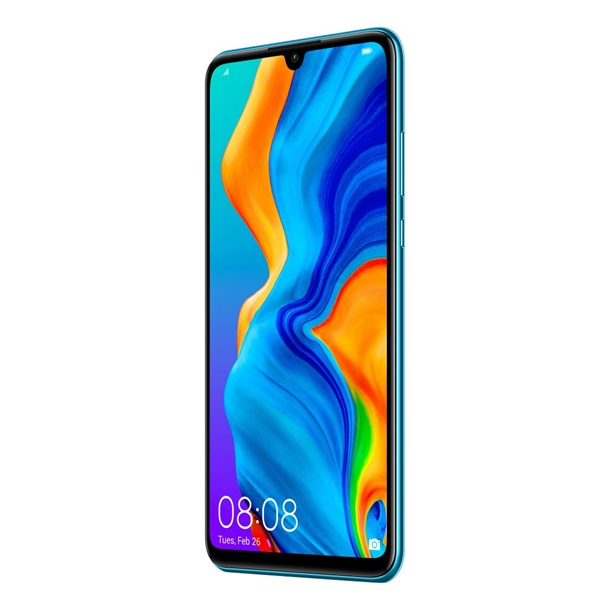 Huawei P30 Lite 6,15 LTE 128GB Dual SIM pávakék okostelefon - 4