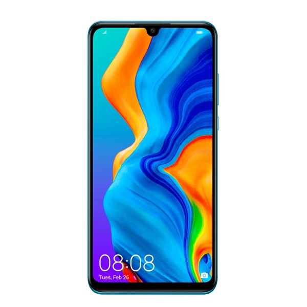 Huawei P30 Lite 6,15 LTE 128GB Dual SIM pávakék okostelefon - 6
