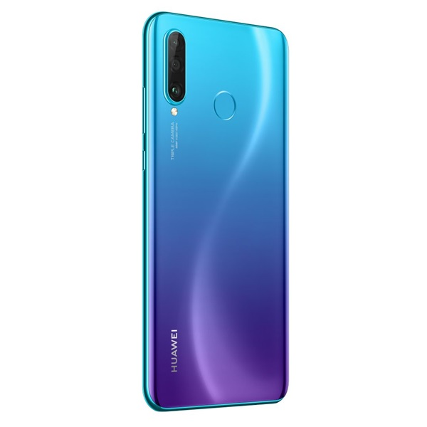 Huawei P30 Lite 6,15 LTE 128GB Dual SIM pávakék okostelefon - 7
