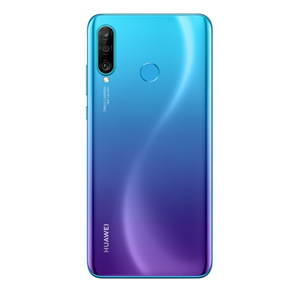 Huawei P30 Lite 6,15 LTE 128GB Dual SIM pávakék okostelefon - 9