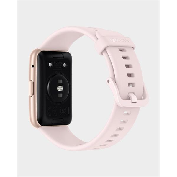 Huawei Watch Fit rózsaszín okosóra - 3