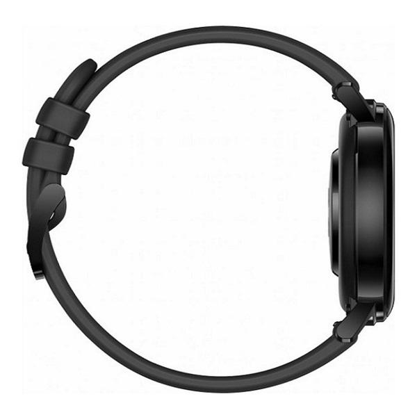 Huawei Watch GT 2 42mm Night Black fekete sport okosóra - 4