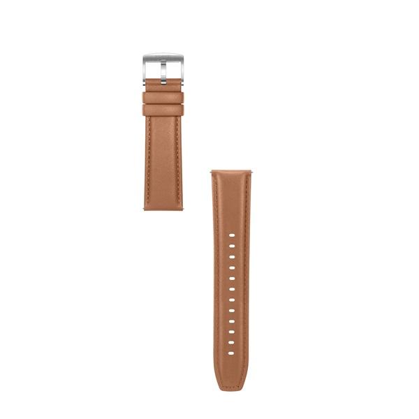 Huawei Watch GT 2 46mm Pebble Brown barna sport okosóra - 6
