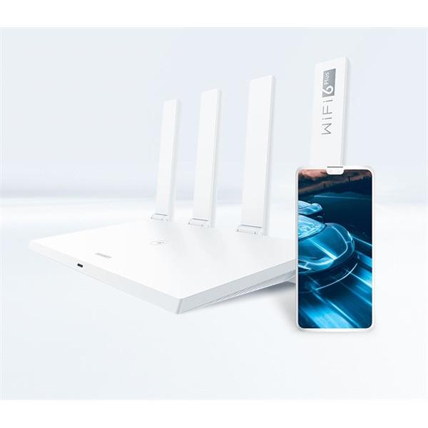 Huawei WS7100-20 fehér wifi router - 2