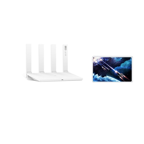Huawei WS7100-20 fehér wifi router - 3