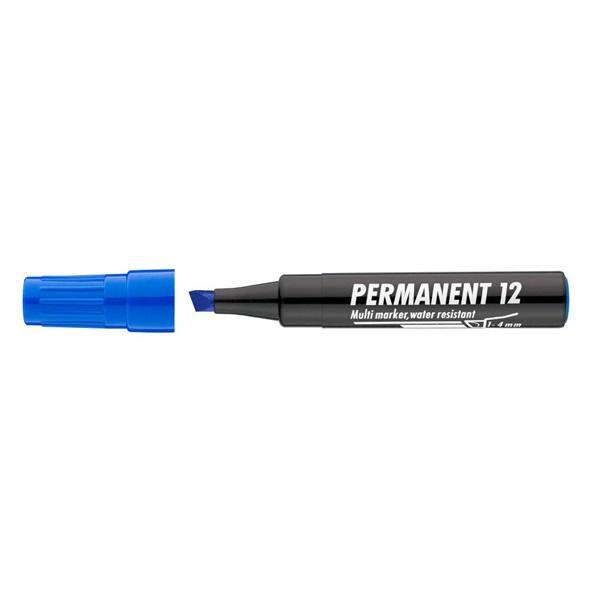 ICO 12 kék permanent marker - 1