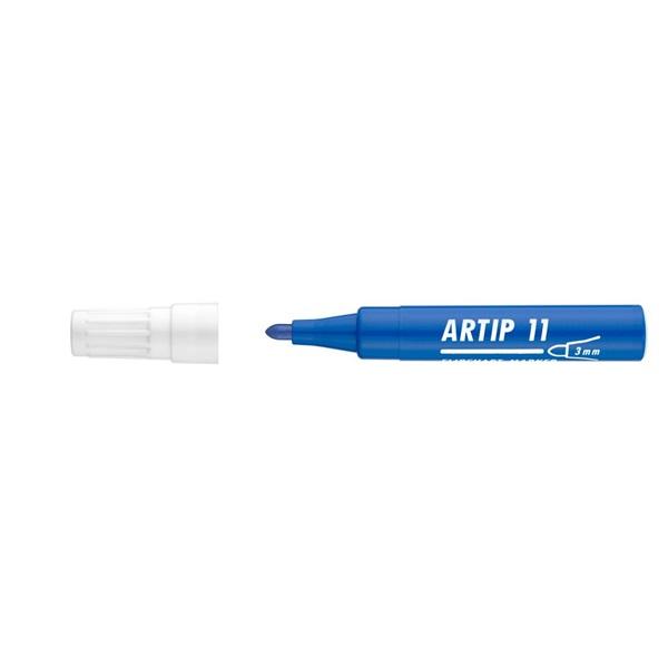 ICO Artip 11 kék flipchart marker - 1