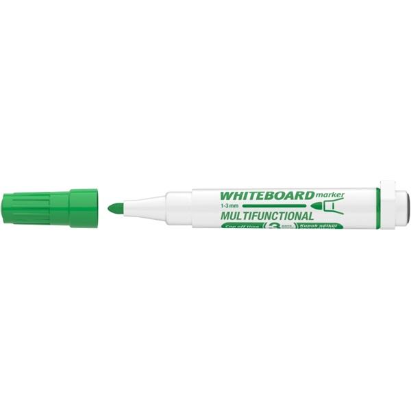 ICO Markeraser multifunkciós zöld táblairón - 1