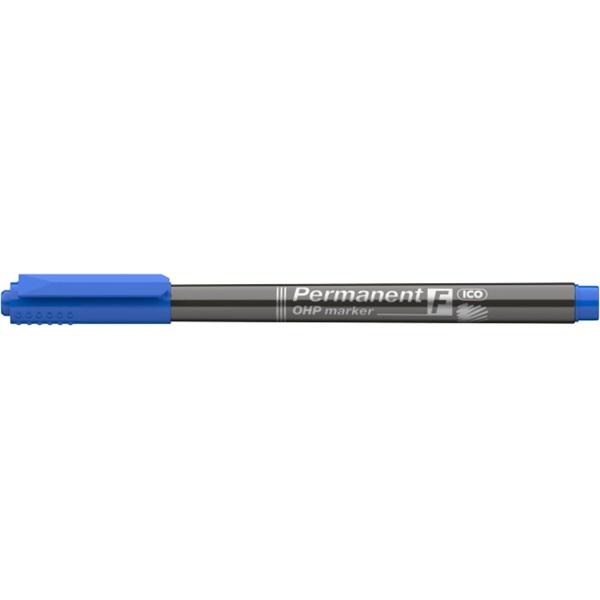 ICO OHP kék F marker - 4
