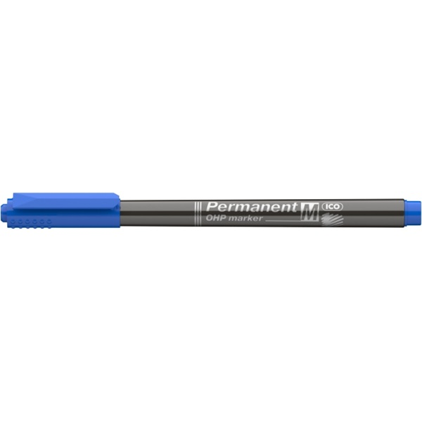 ICO OHP kék M marker - 4