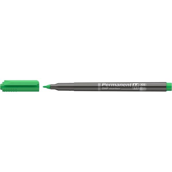 ICO OHP zöld M marker - 1