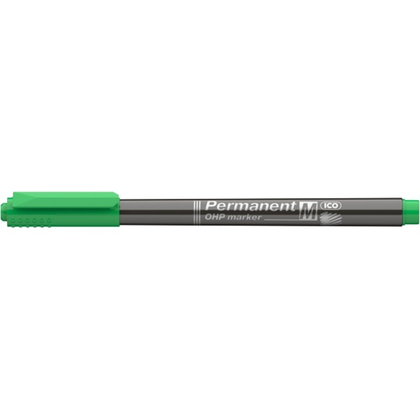 ICO OHP zöld M marker - 4