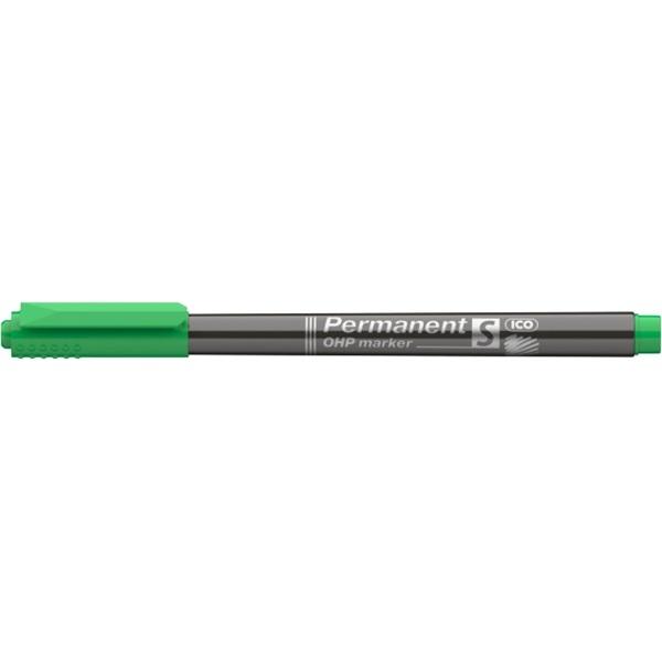 ICO OHP zöld S marker - 4