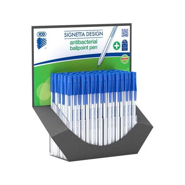 ICO Signetta Design antibakteriális golyóstoll - 1