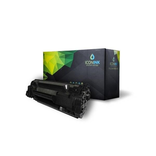Iconink CF283X HP utángyártott 2200 oldal fekete toner - 1
