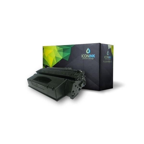 Iconink HP Q5949X Canon CRG-508 utángyártott 6000 oldal fekete toner - 1