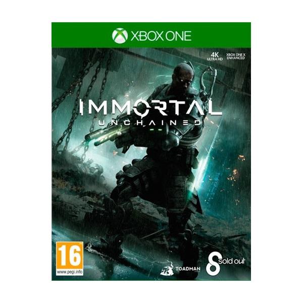 Immortal Unchained Xbox One játékszoftver - 1