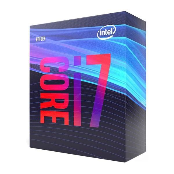 Intel Core i7 3,00GHz LGA1151 12MB (i7-9700) box processzor - 1